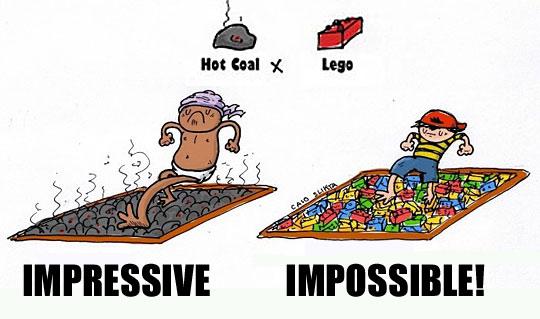 Funny-walking-in-lego-vs-hot